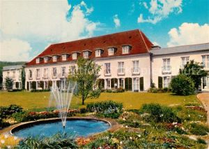 AK / Ansichtskarte Liebenburg Sanatorium Brunnen Liebenburg