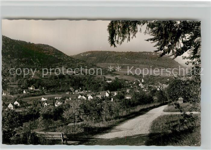 AK / Ansichtskarte Bad_Ditzenbach Nordalb Deggingen Bad_Ditzenbach