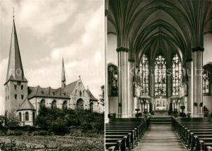 AK / Ansichtskarte Roxel Pfarrkirche St. Pantaleon  Roxel