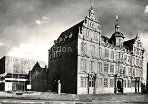 AK / Ansichtskarte Mainz_Rhein Gutenberg Museum Mainz Rhein