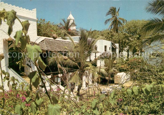 AK / Ansichtskarte Mombasa Serena Beach Hotel Mombasa