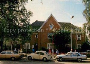 AK / Ansichtskarte Bargteheide Rathaus Bargteheide
