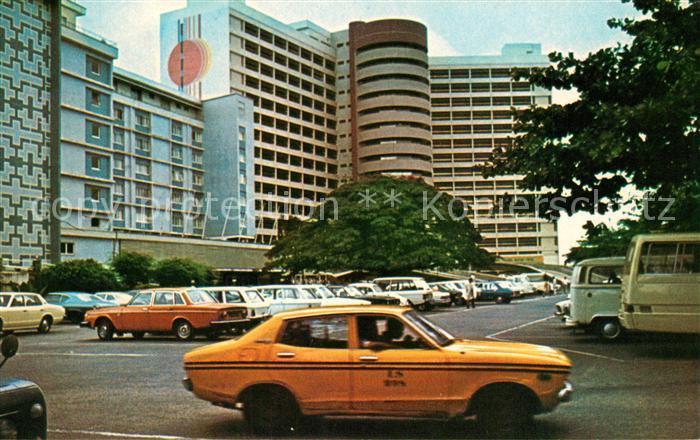 AK / Ansichtskarte Lagos_Nigeria Federal Palace Hotel Lagos Nigeria