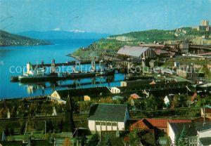 AK / Ansichtskarte Narvik Malkmaien Narvik