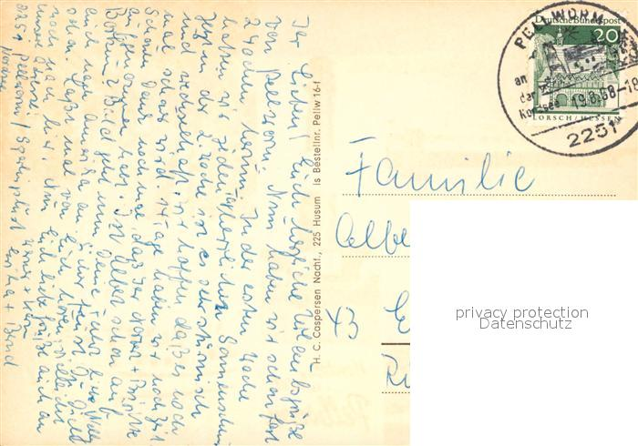 AK / Ansichtskarte Pellworm Faehre Alte Kirche Leuchtturm Friesenhaus Pellworm 1