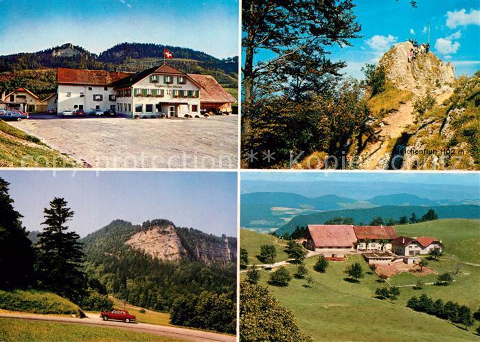 AK / Ansichtskarte Eptingen Berghaus Ober Boelchen Fam. Kaderli Haering Eptingen 0