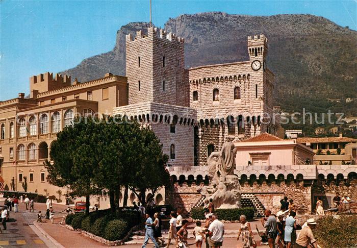 AK / Ansichtskarte Monte Carlo Principaute de Monaco  Monte Carlo 0