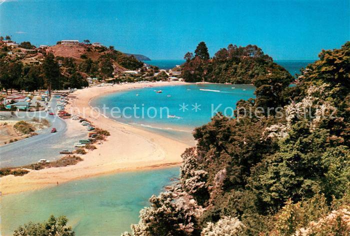 AK / Ansichtskarte Nelson_New_Zealand Kaiteriteri Beach Nelson_New_Zealand 0