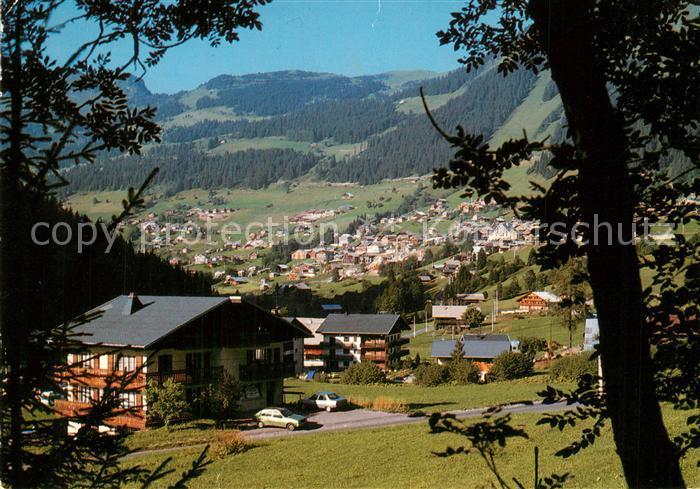 AK / Ansichtskarte Chatel_Haute Savoie Station des Portes du Soleil Chatel Haute Savoie 0