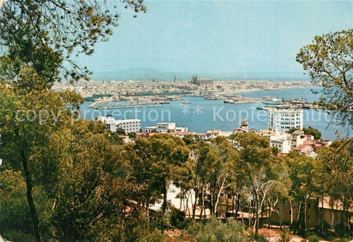 AK / Ansichtskarte Palma_de_Mallorca  Palma_de_Mallorca 0