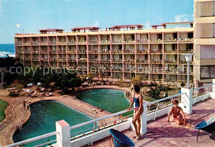 AK / Ansichtskarte Puerto_de_la_Cruz Gran Hotel Tenerife Playa Puerto_de_la_Cruz 0