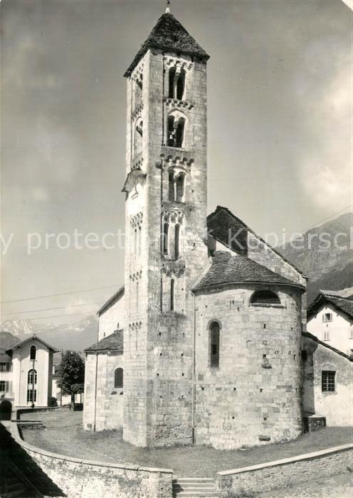 AK / Ansichtskarte Quinto_Tessin Kirche Quinto Tessin 0