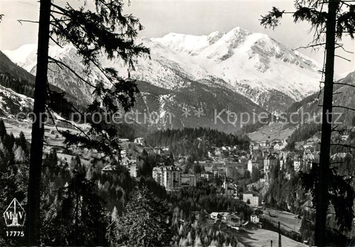 AK / Ansichtskarte Badgastein Panorama Badgastein 0