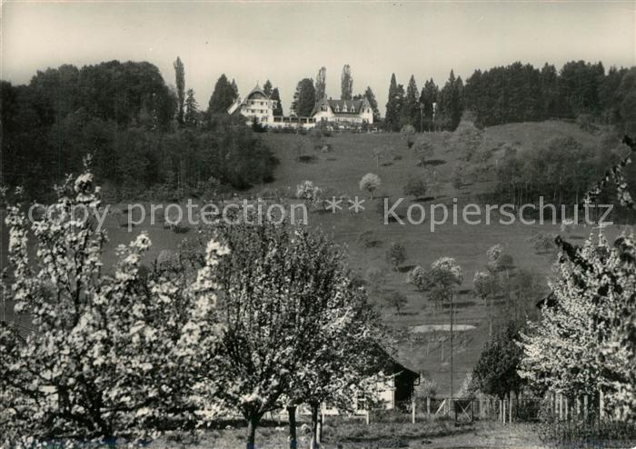 AK / Ansichtskarte Liestal Bienenberg Biebelschule und Ferienheim Liestal 0