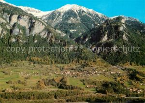 AK / Ansichtskarte Scharans und Fuerstenau Panorama Scharans