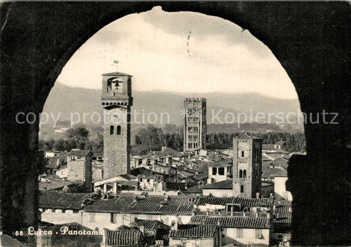 AK / Ansichtskarte Lucca Panorama Lucca 0