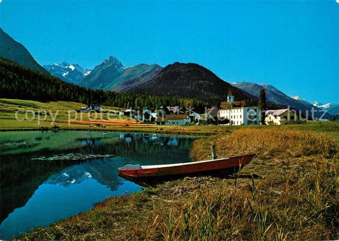 AK / Ansichtskarte Tarasp Panorama Tarasp 0