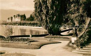 AK / Ansichtskarte Geneve_GE Parc Mon Repos Geneve_GE