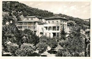 AK / Ansichtskarte Tesserete Hotel Kurhaus Tesserete