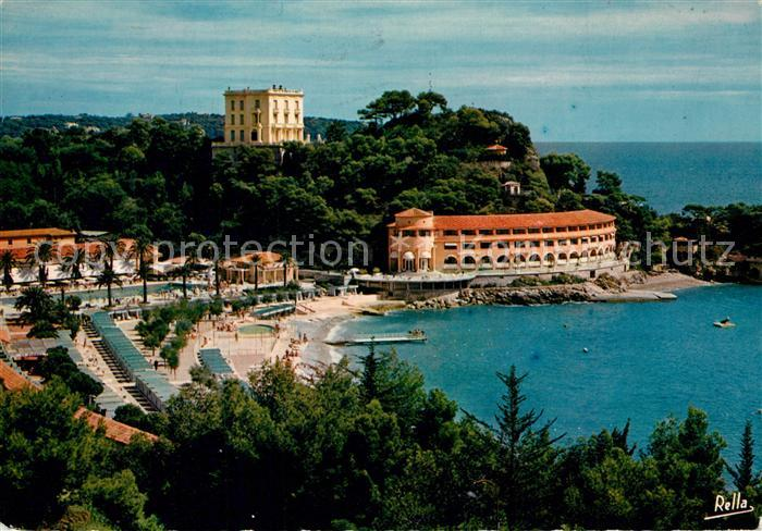 AK / Ansichtskarte Monte Carlo Hotel du Beach et la Piscine Principaute de Monaco Monte Carlo