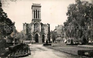 AK / Ansichtskarte Saint Etienne_Loire Place Jean Jaures Eglise Saint Charles  Saint Etienne Loire