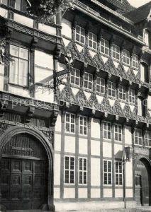 AK / Ansichtskarte Braunschweig Gildehaus am Burgplatz  Braunschweig