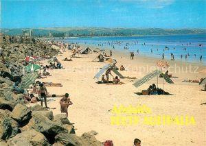 AK / Ansichtskarte Adelaide West Beach  Adelaide