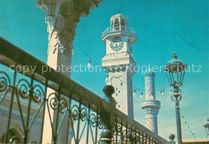 AK / Ansichtskarte Baghdad_Bagdad Mosque de Oheikh Abdul Kadir Al Kilani Moschee Baghdad Bagdad