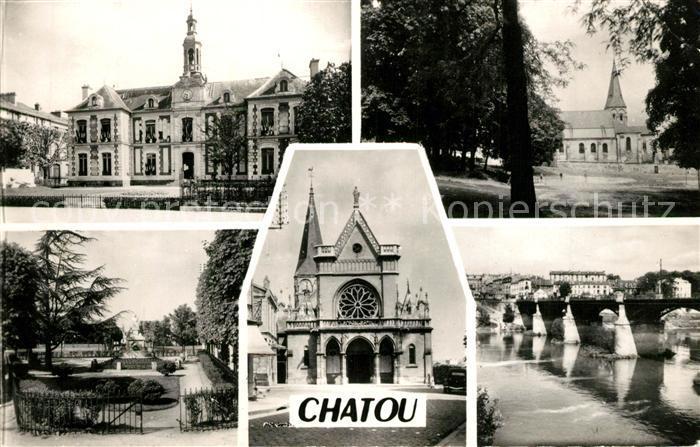 AK / Ansichtskarte Chatou  Chatou