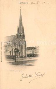 AK / Ansichtskarte Troyes_Aube Saint Remy Troyes Aube