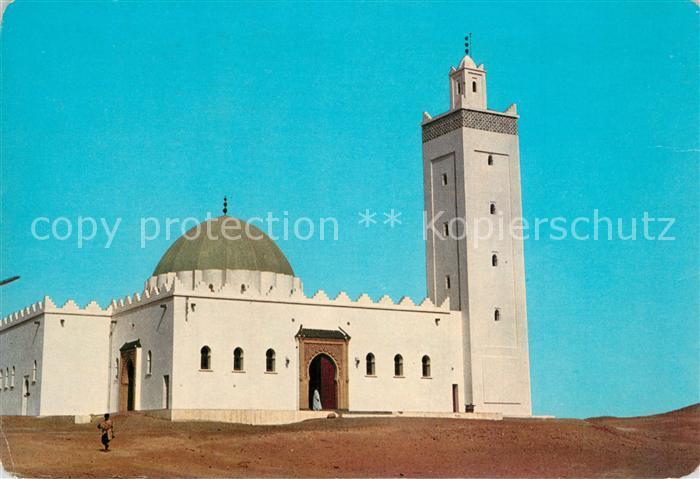 AK / Ansichtskarte Tan_Tan Eglise dans le desert Kirche in der Wueste