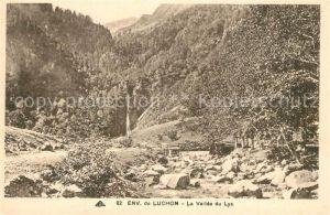AK / Ansichtskarte Luchon_Haute Garonne Vallee du Lys Luchon Haute Garonne