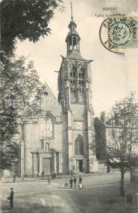 AK / Ansichtskarte Bernay Sainte Croix Bernay