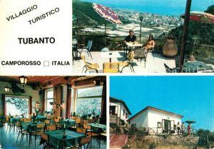AK / Ansichtskarte Camporosso Villagio Turistico Tubanto Restaurant Terrasse Camporosso