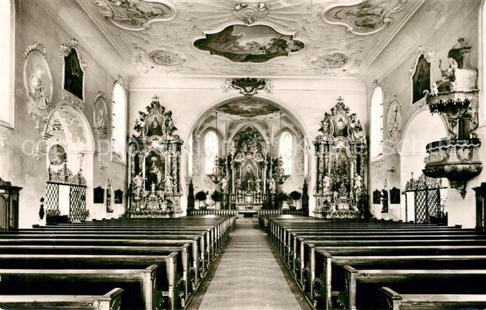 St_Maergen Pfarr und Wallfahrtskirche St_Maergen