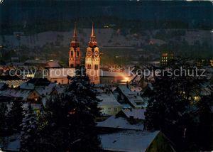 AK / Ansichtskarte Winterthur_ZH Blick vom Heiligberg zur Altstadt Winterthur ZH