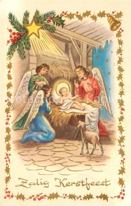 Christkind Bilder Weihnachten.Ak Ansichtskarte Weihnachten Christkind Schutzengel Lamm Weihnachten