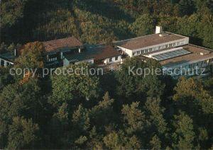 AK / Ansichtskarte Hausbruch Iduna Trainingszentrum Berghotel Sennhuette Fliegeraufnahme Hausbruch