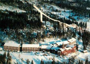 AK / Ansichtskarte Oslo_Norwegen Park Hotel Holmenkollen Oslo Norwegen