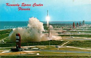 AK / Ansichtskarte Raumfahrt Kennedy Space Center Florida  Raumfahrt