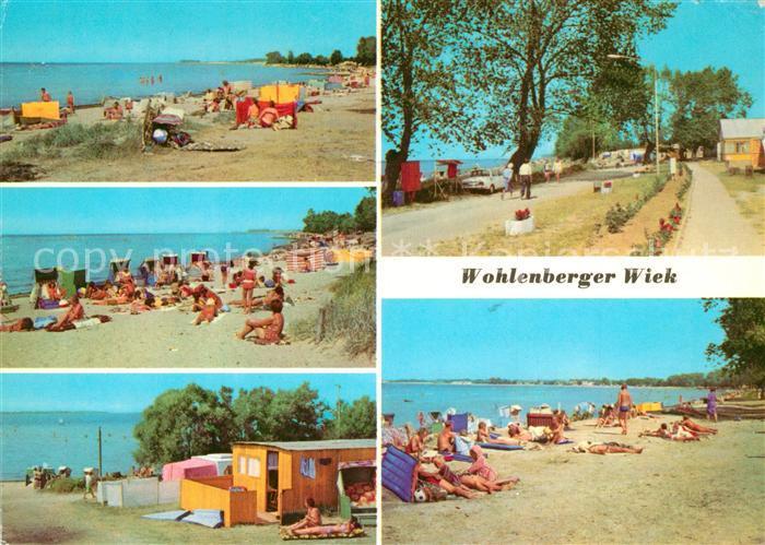 AK / Ansichtskarte Gramkow Wohlenberger Wiek Strand Bungalow Gramkow