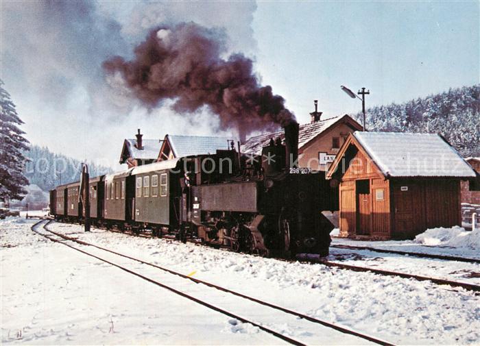 AK / Ansichtskarte Lokomotive Waldviertel Bahn  Lokomotive