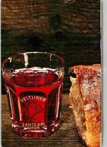 AK / Ansichtskarte Wein Veltliner Zanolari Chur Wein
