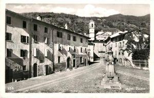 AK / Ansichtskarte Agno Piazza Agno