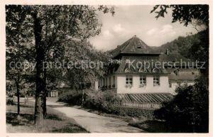 AK / Ansichtskarte Karlsbad_Eger Waldkaffee Restaurant Posthof Karlsbad_Eger