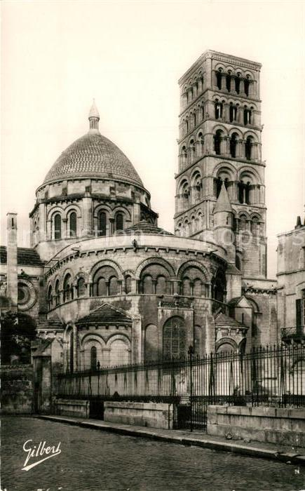 AK / Ansichtskarte Angouleme Cathedrale St Pierre  Angouleme