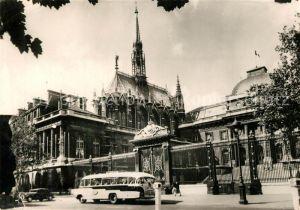 AK / Ansichtskarte Paris Palais de Justice et la Sainte Chapelle Paris
