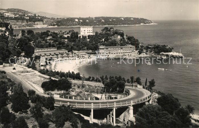 AK / Ansichtskarte Monte Carlo Panorama Monte Carlo