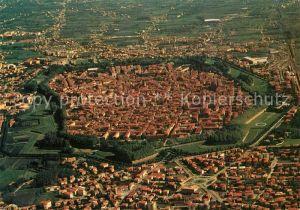 AK / Ansichtskarte Lucca Veduta aerea Lucca