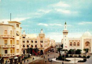 AK / Ansichtskarte Sfax Place Hedi Chaker et Palais de la Minicipalite Sfax